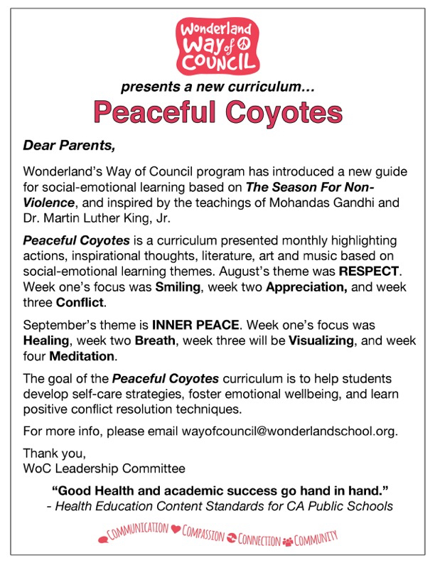 PeacefulCoyotes